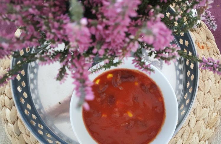zupa weganska