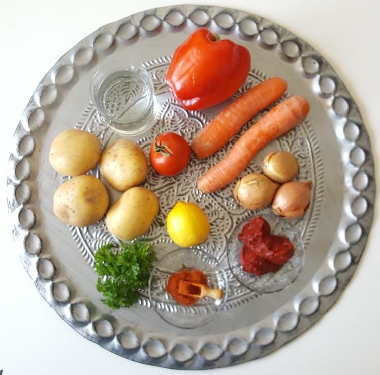 kuchnia roślinna
