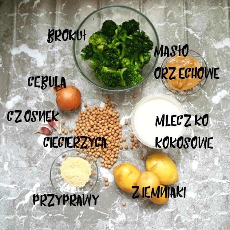 Przepis warzywa w sosie